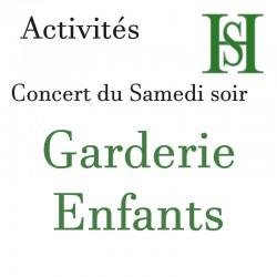 Garderie Concert