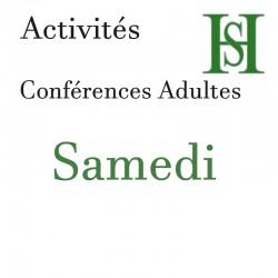 Place conférence Samedi
